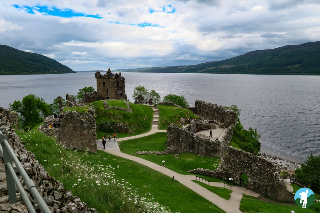 loch ness scottish stereotypes uquhart