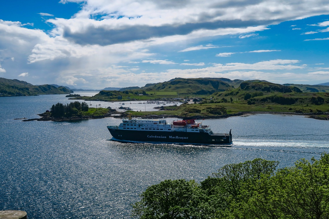 glasgow to oban one of the great scottish drives