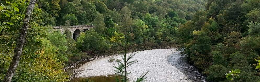 walking killiecrankie pass.