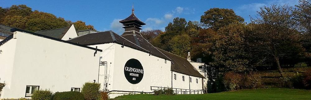 glengoyne distillery blog