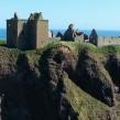 dunnottar castle.