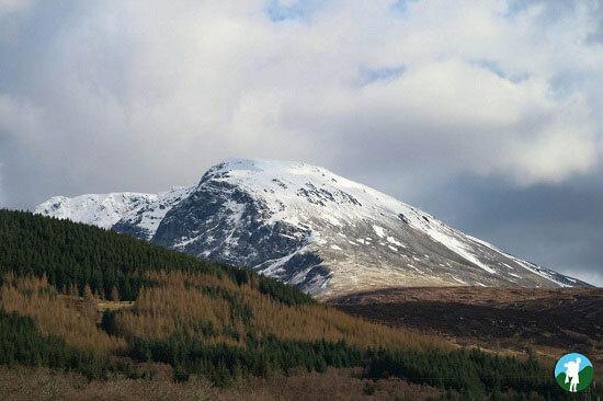 scottish highland road trips ben nevis