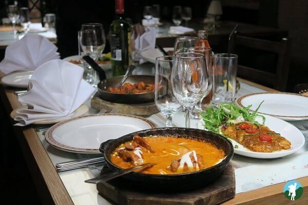best curry restaurants glasgow
