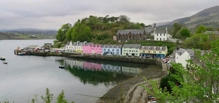 weekend in skye portree