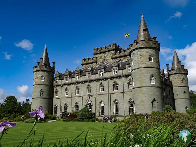 inveraray castle glasgow to inveraray