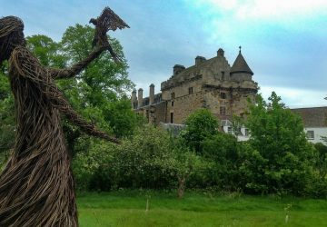 Falkland palace gardens activities