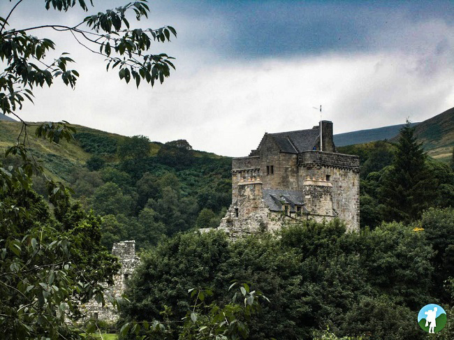 castle campbell dollar threave scottish castles to visit