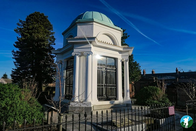 burns mausoleum dumfries