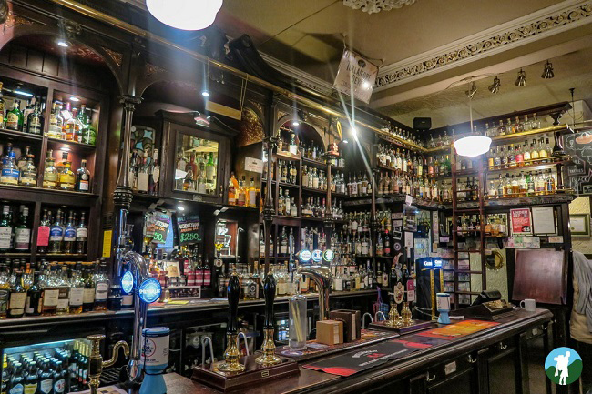 best whisky bars glasgow pot still