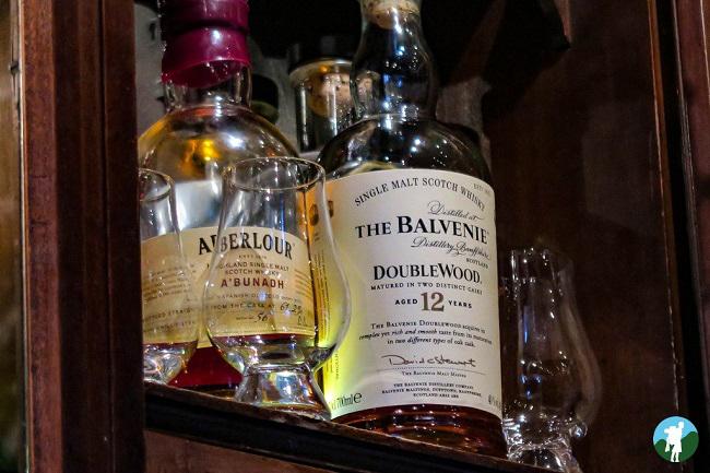 balvenie doublewood 12 years glasgow whisky