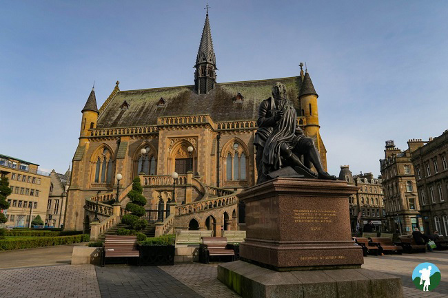mcmanus galleries best things to do dundee