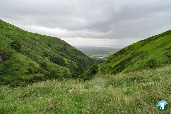 ochil hills clackmannanshire alva