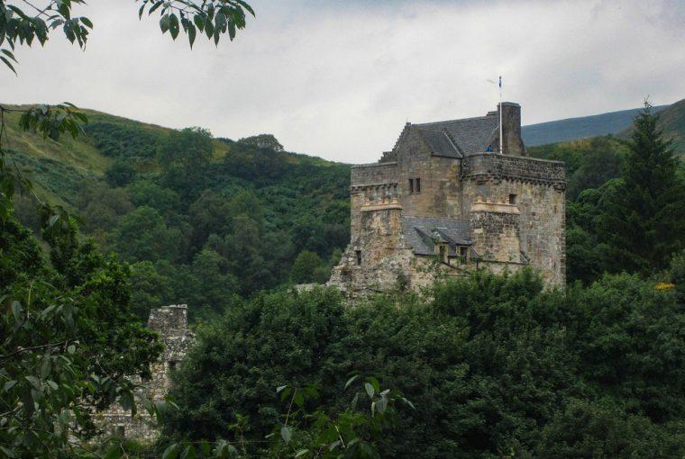castle campbell activities clackmannanshire