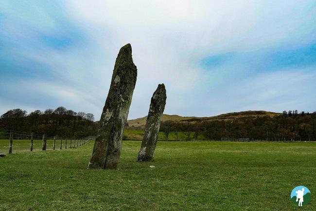 kilmartin glen standing stones argyll