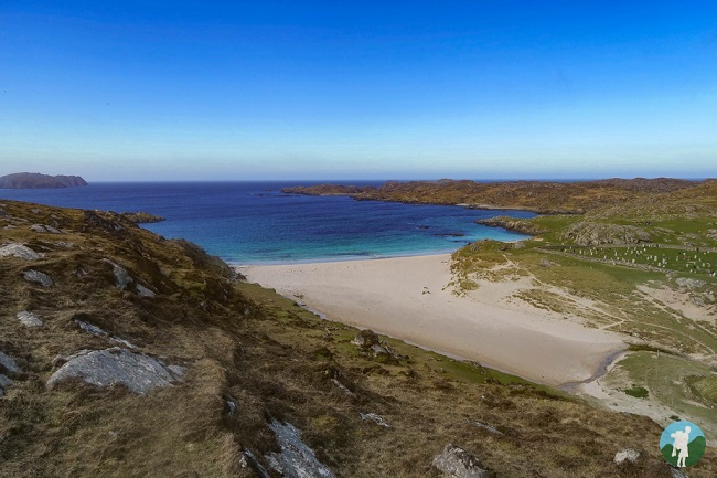 best walks outer hebrides bosta great bernera