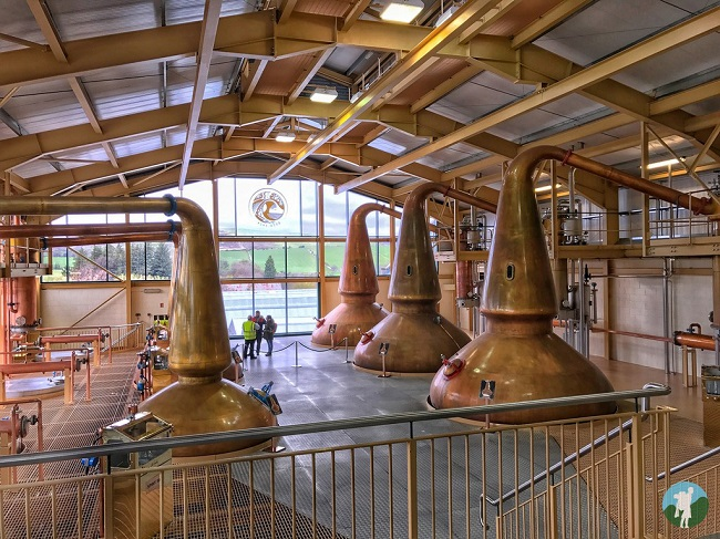 glenlivet stills spirit of speyside festival scotland
