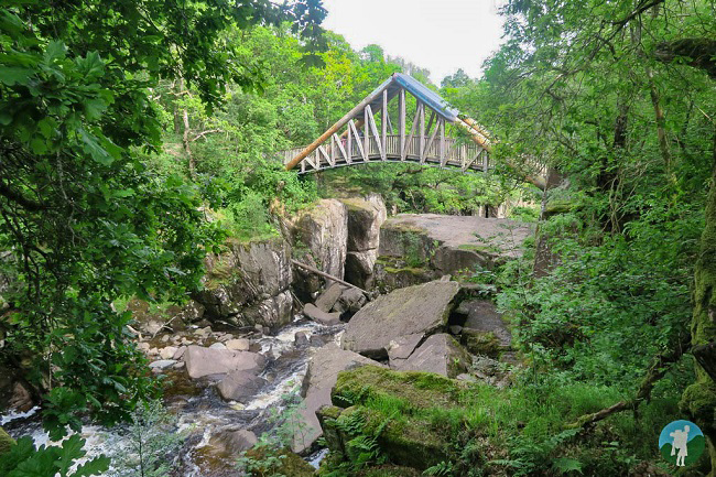 bridge bracklinn falls