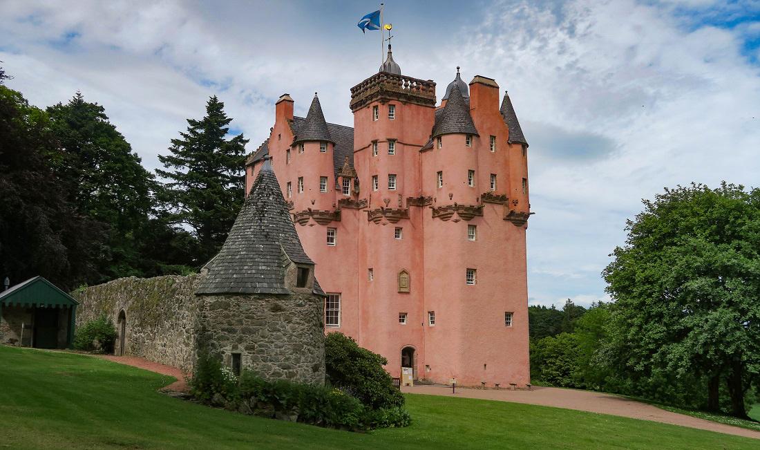 The castle trail aberdeen