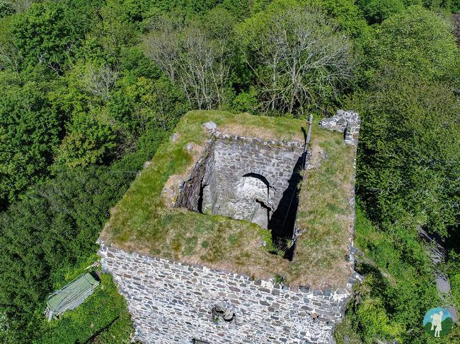 dunollie castle points of interest oban