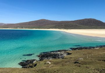 harris beach which scottish isle best visit