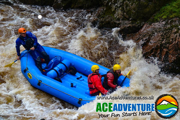 rafting scotlanders travel bloggers