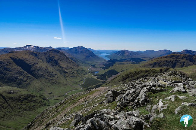 loch etive from etive beag top 5 walks in scotland