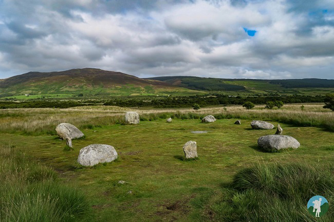 machrie moor stone circle weekend activities arran