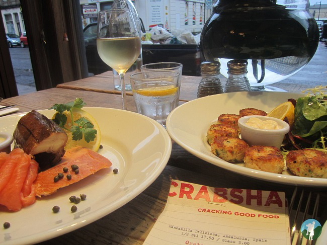 glasgow restaurant crabshak
