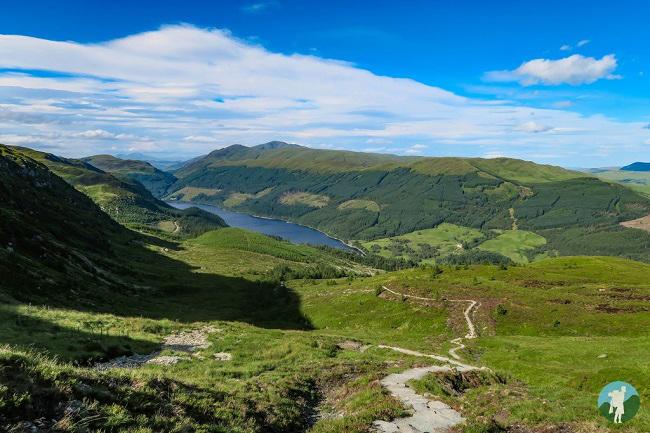 ben ledi scotland itinerary