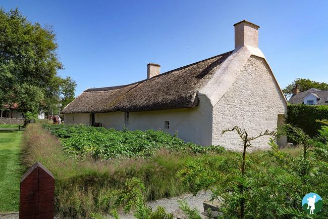 burns cottage southern scotland ayrshire