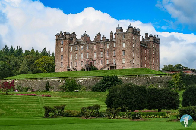 drumlanrig castle southern scotland itinerary