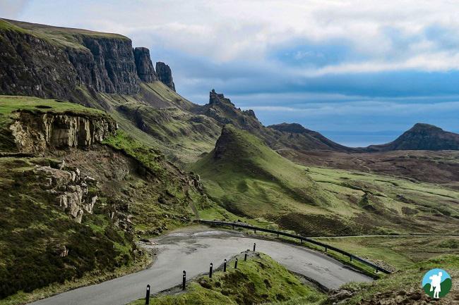 skye scotland road trip itinerary quiraing