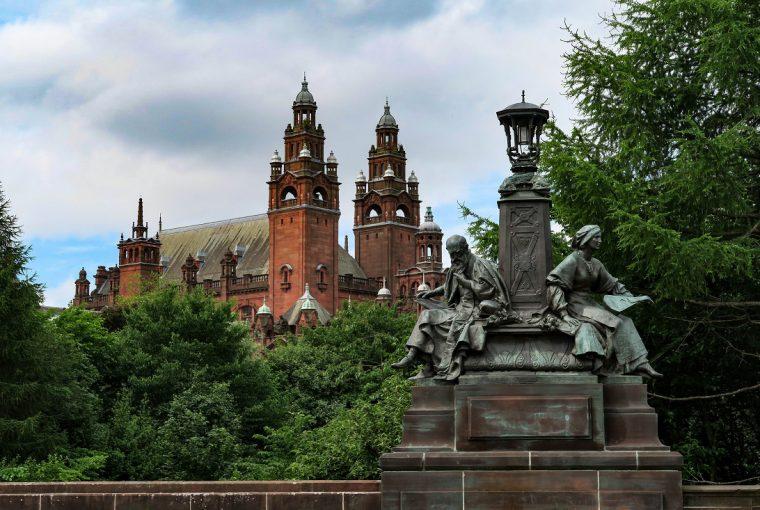 kelvingrove glasgow best museums scotland