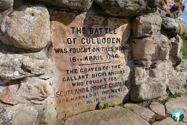 culloden memorial museums scotland
