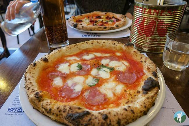 paesano pizza glasgow