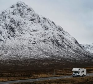 caravan hire scotland motorhome highlands