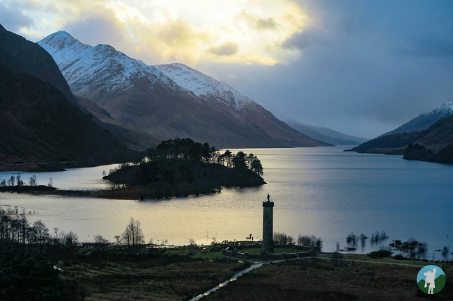 glenfinnan caravan hire scotland