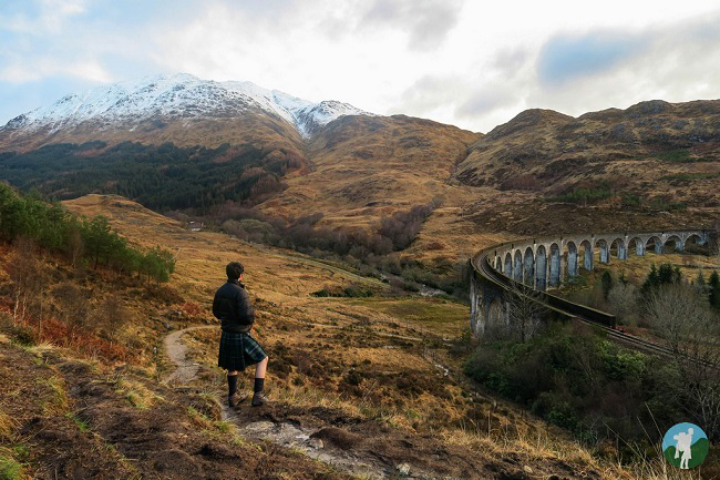 travels with a kilt glenfinnan