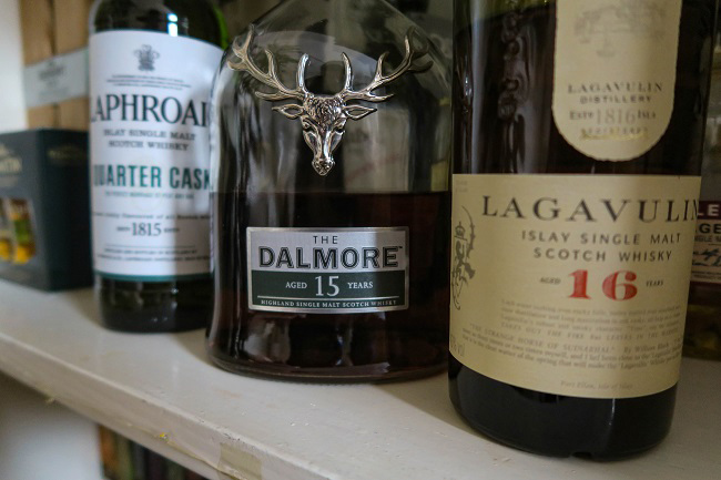 Dalmore 15 whisky 2018