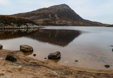 north uist walking holidays eaval