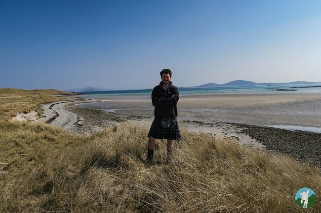 north uist kilt