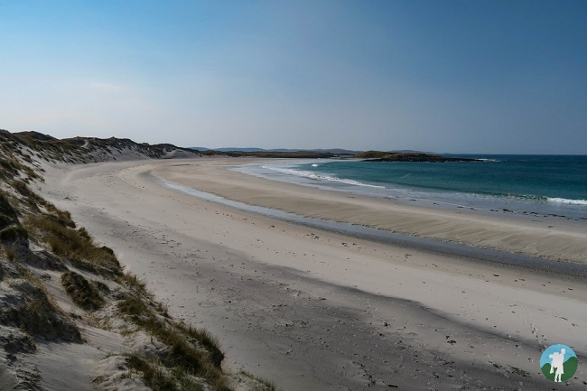 north uist beaches west coast