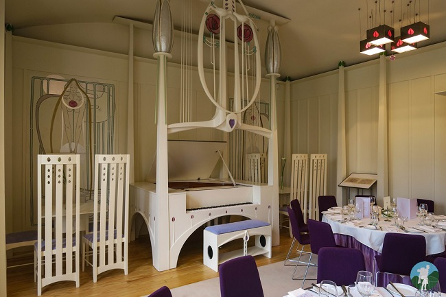 mackintosh design glasgow