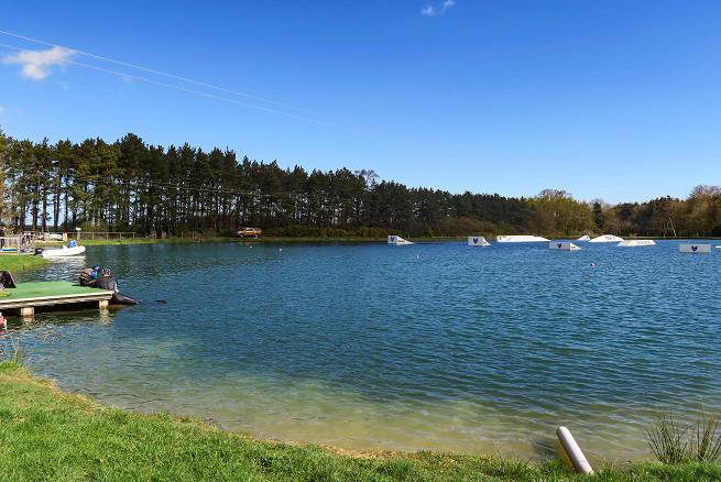 outdoor activities east lothian water