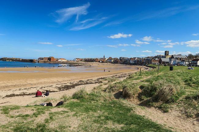 north berwick beach activities