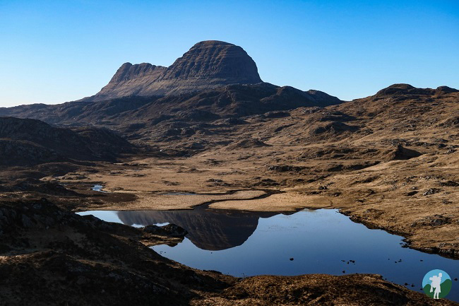 lochinver walks suilven