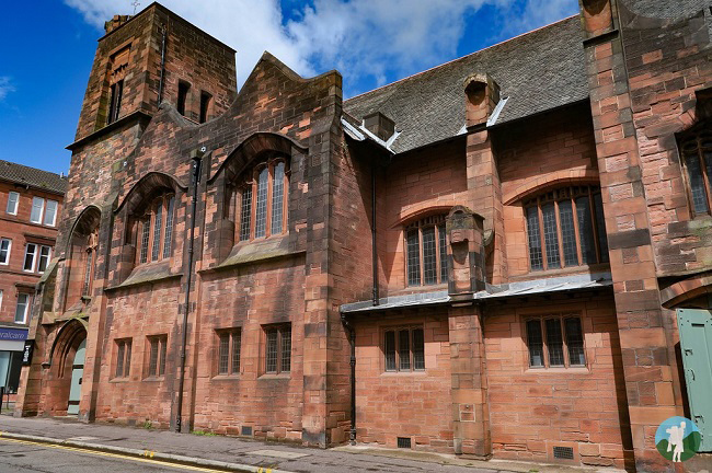 charles rennie mackintosh church glasgow