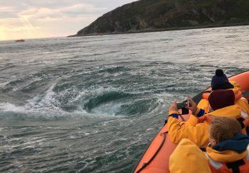 corryvreckan boat trip whirlpool