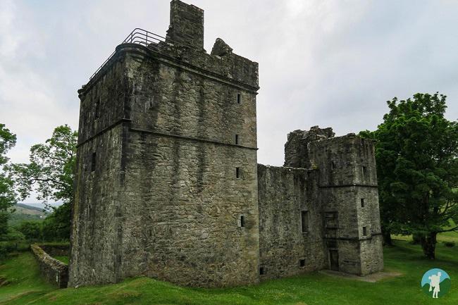 carnasserie castle argyll