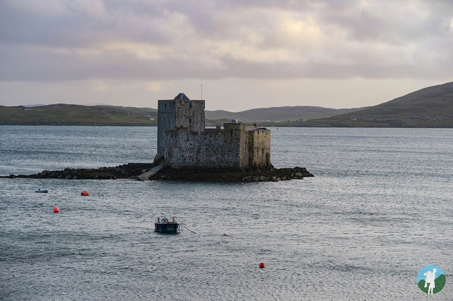 isle of barra kisimul castle